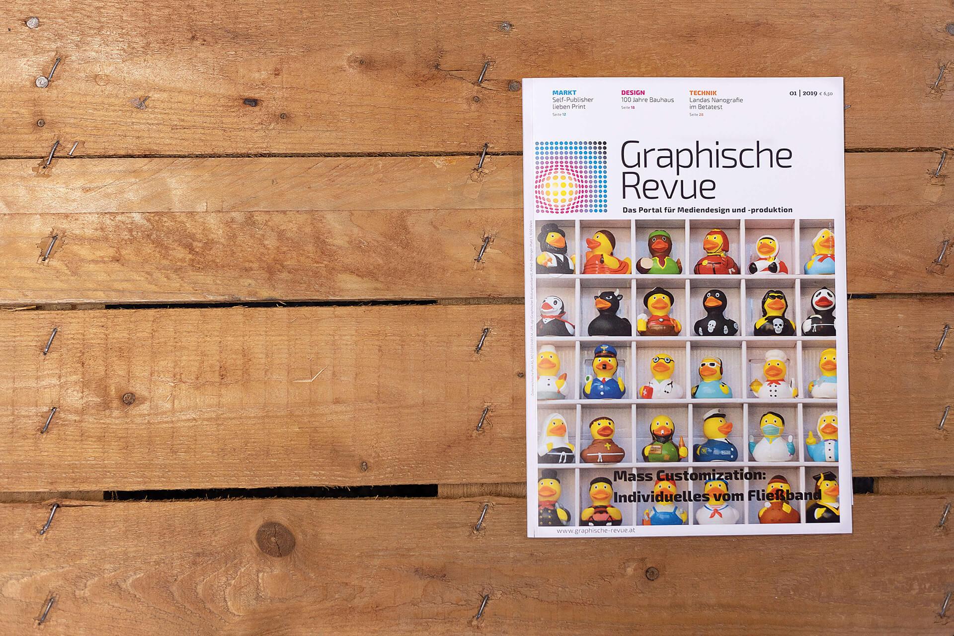 Druckerei Wenin - Graphische Reuve