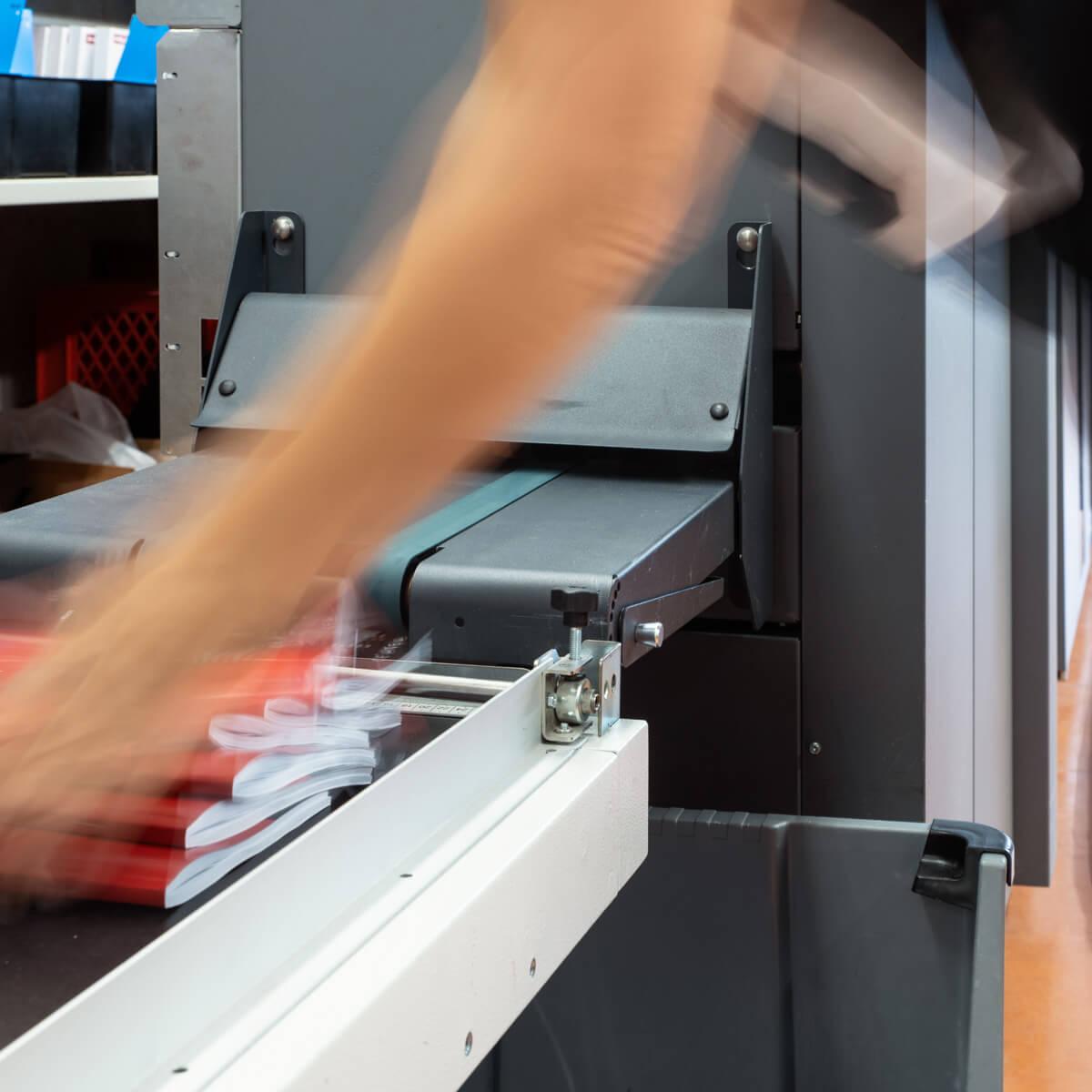 Druckerei Wenin - Digitaldruck